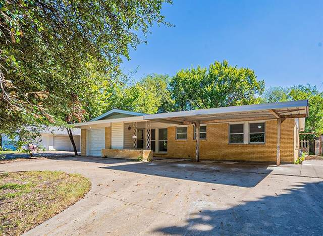 5513 Trail Lake Drive, Fort Worth, TX 76133 (MLS #14686209) :: Real Estate By Design