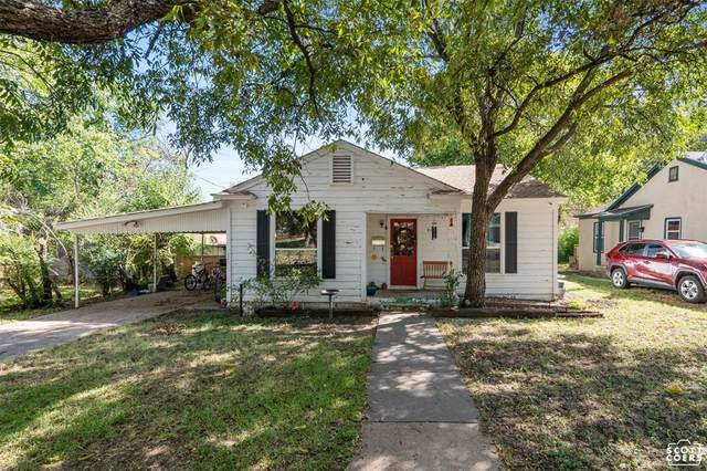 405 W 6th Street, Cisco, TX 76437 (MLS #14686231) :: Front Real Estate Co.