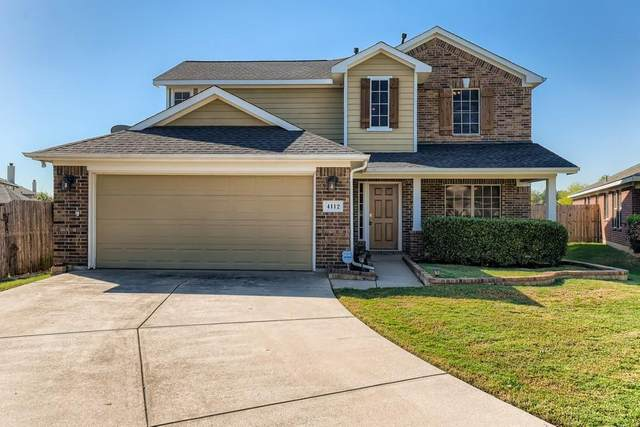 4112 Summerhill Lane, Fort Worth, TX 76244 (MLS #14686243) :: Real Estate By Design