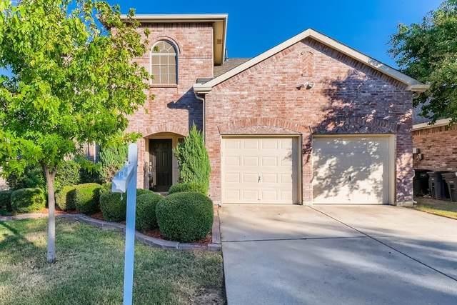 5624 Calf Creek Drive, Fort Worth, TX 76179 (MLS #14686246) :: Real Estate By Design