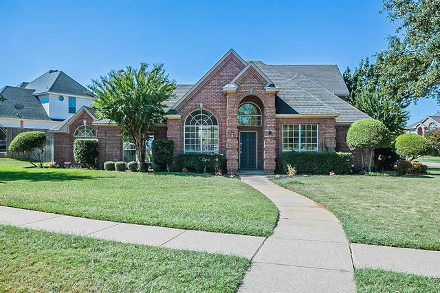 6610 Charleston Drive, Colleyville, TX 76034 (MLS #14686251) :: Real Estate By Design