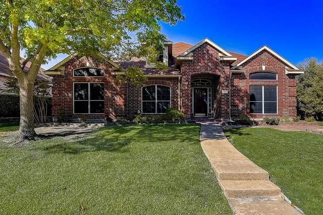 7413 Arborside Drive, Rowlett, TX 75089 (MLS #14686273) :: Real Estate By Design