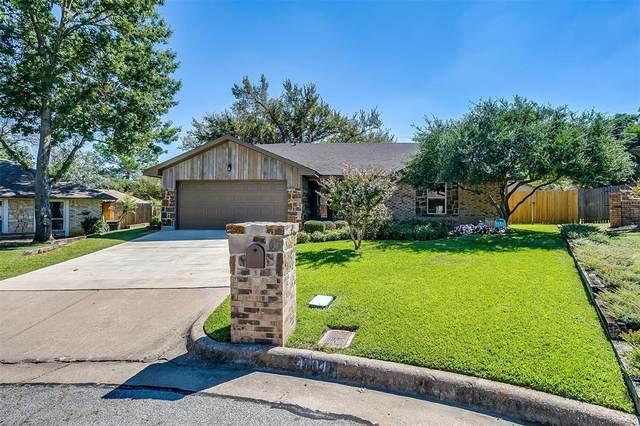 4704 Oak Valley Drive, Arlington, TX 76016 (MLS #14686292) :: Epic Direct Realty