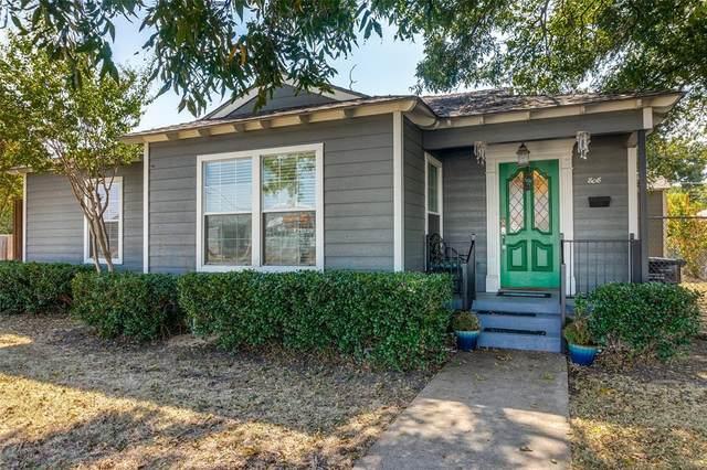 808 22nd Street, Plano, TX 75074 (MLS #14686295) :: Trinity Premier Properties