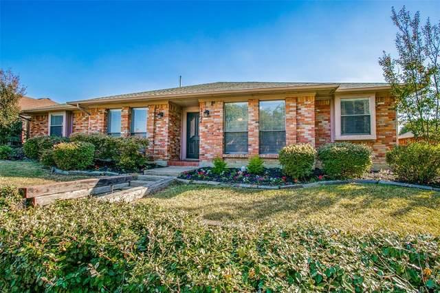 2124 Hunters Ridge, Carrollton, TX 75006 (MLS #14686330) :: Real Estate By Design