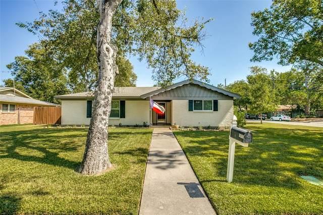 1400 Karla Drive, Hurst, TX 76053 (MLS #14686334) :: Jones-Papadopoulos & Co