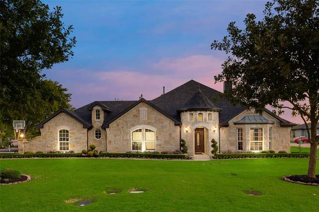 1330 E Winningkoff Road, Lucas, TX 75002 (MLS #14686347) :: Frankie Arthur Real Estate