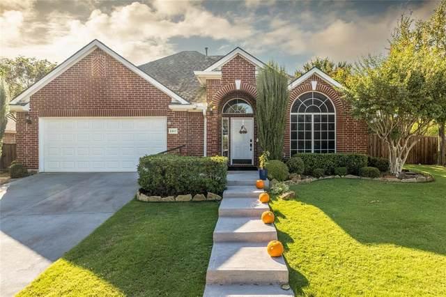 5917 Northcrest Drive, Flower Mound, TX 75028 (MLS #14686362) :: Real Estate By Design