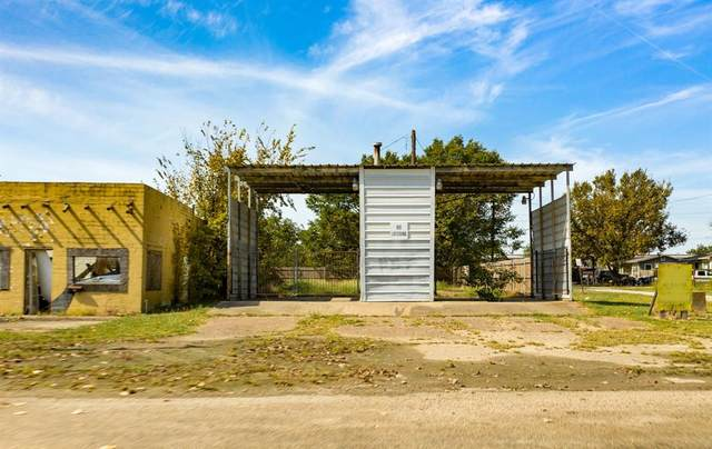 314 S Hill Street, Itasca, TX 76055 (MLS #14686384) :: Real Estate By Design