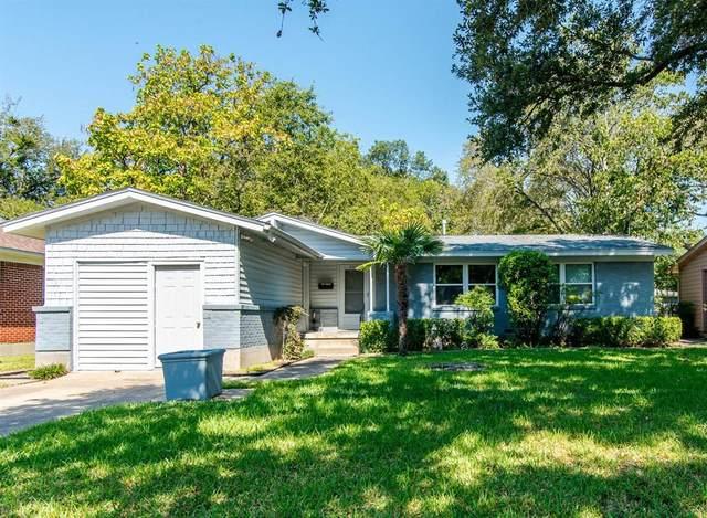 2323 Highwood Drive, Dallas, TX 75228 (MLS #14686398) :: Frankie Arthur Real Estate