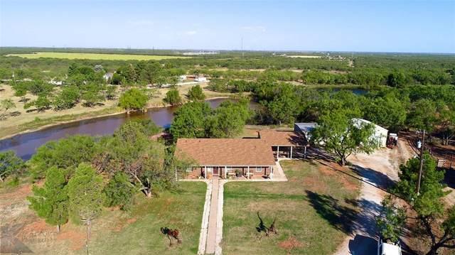 6556 Summerhill Road, Abilene, TX 79601 (MLS #14686416) :: Front Real Estate Co.