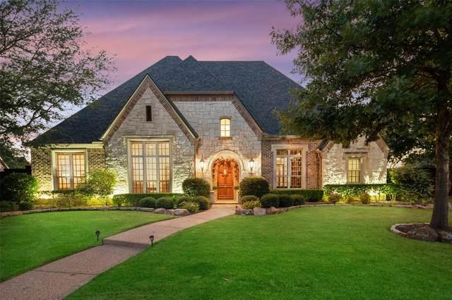 1609 Eagle Pass Way, Allen, TX 75013 (MLS #14686426) :: Texas Lifestyles Group at Keller Williams Realty