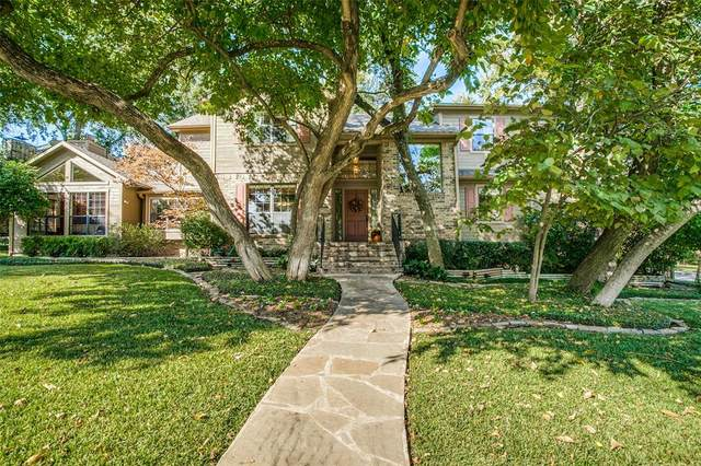 601 Carriage Trail, Rockwall, TX 75087 (MLS #14686428) :: Jones-Papadopoulos & Co