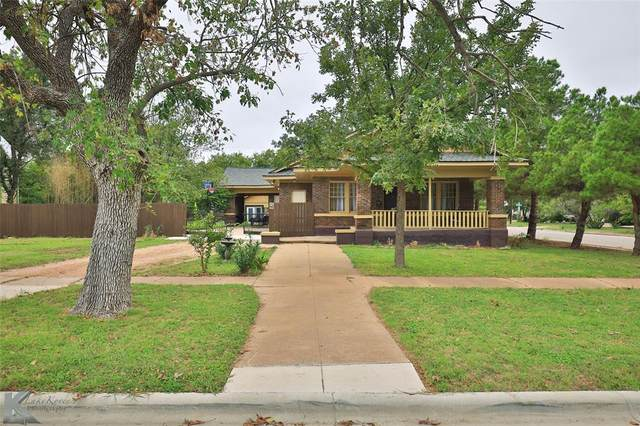 542 Mulberry Street, Abilene, TX 79601 (MLS #14686430) :: The Kimberly Davis Group