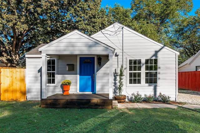 407 Lake Park Avenue, Waxahachie, TX 75165 (MLS #14686432) :: Trinity Premier Properties