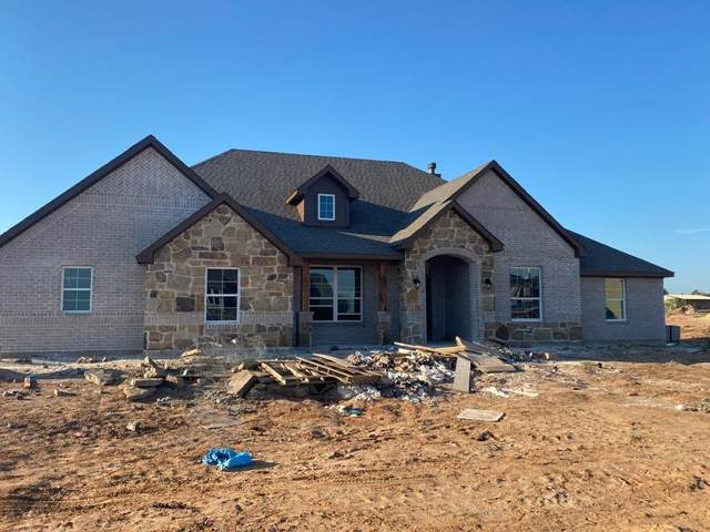 1016 Northern Oaks Court, Springtown, TX 76082 (MLS #14686442) :: The Star Team | Rogers Healy and Associates