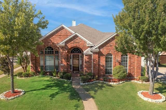 1148 Muscogee Trail, Carrollton, TX 75010 (MLS #14686443) :: The Good Home Team