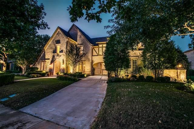 1908 Grosvenor Lane, Colleyville, TX 76034 (MLS #14686444) :: Real Estate By Design