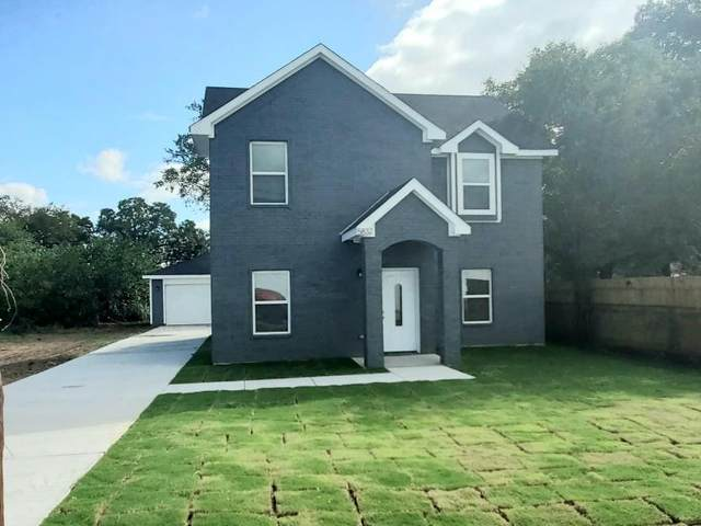 5832 Eastland Street, Fort Worth, TX 76119 (MLS #14686449) :: Real Estate By Design