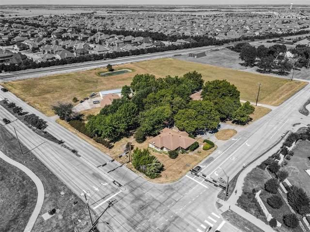 1133 N Coleman Street, Prosper, TX 75078 (MLS #14686468) :: The Good Home Team