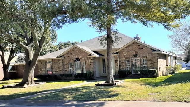 712 Azalea Drive, Desoto, TX 75115 (MLS #14686485) :: The Star Team | Rogers Healy and Associates