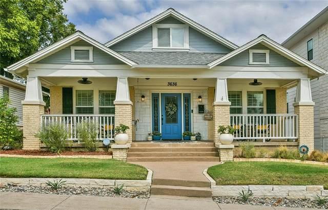 3636 Harley Avenue, Fort Worth, TX 76107 (MLS #14686502) :: Jones-Papadopoulos & Co