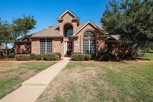 1008 Dogwood Court, Colleyville, TX 76034 (MLS #14686534) :: The Tierny Jordan Network