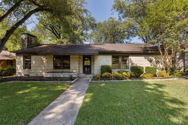 939 W Greenbriar Lane, Dallas, TX 75208 (MLS #14686535) :: Jones-Papadopoulos & Co