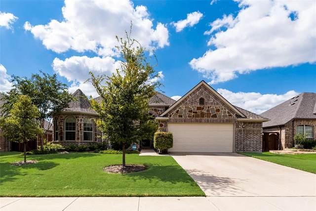 13881 Castlegate Drive, Frisco, TX 75035 (MLS #14686565) :: The Good Home Team