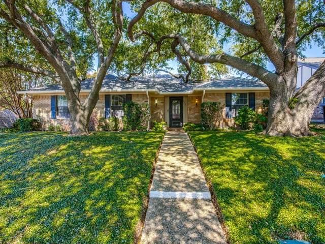 8907 Maple Glen Drive, Dallas, TX 75231 (MLS #14686573) :: Real Estate By Design