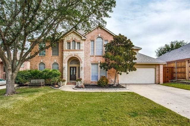 5818 Patriot Court, Rowlett, TX 75089 (MLS #14686588) :: Real Estate By Design