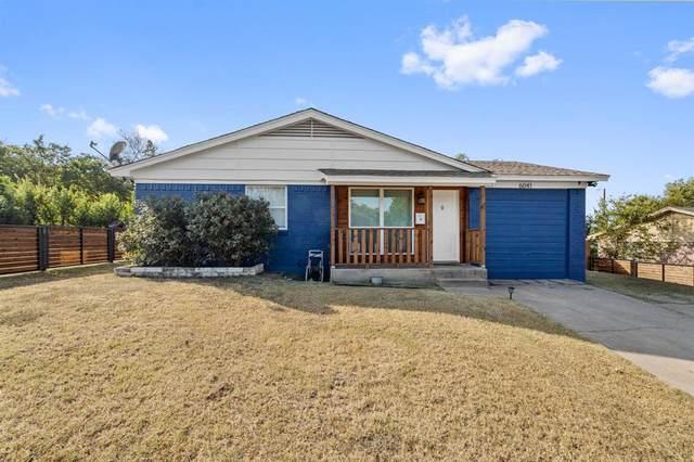 6041 Golden Gate Drive, Dallas, TX 75241 (MLS #14686590) :: Real Estate By Design