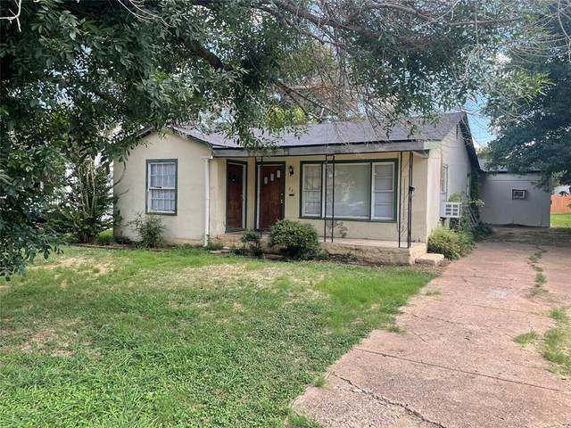 841 E North 13th Street, Abilene, TX 79601 (MLS #14686593) :: Frankie Arthur Real Estate