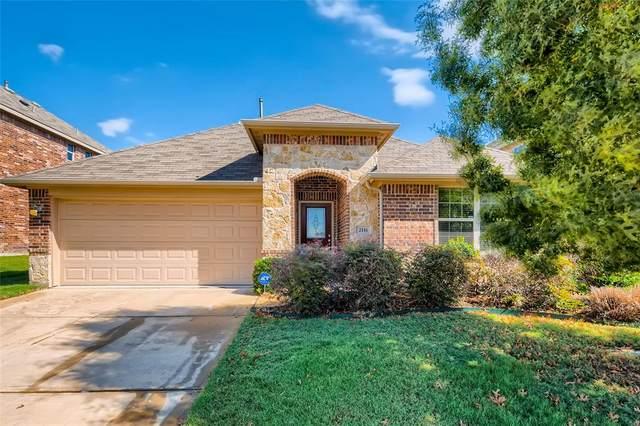 2116 Eppright Drive, Little Elm, TX 75068 (MLS #14686594) :: The Good Home Team