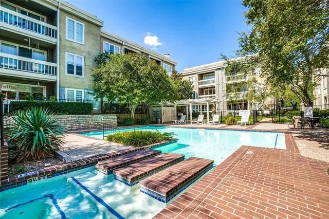 5310 Keller Springs Road #432, Dallas, TX 75248 (#14686623) :: Homes By Lainie Real Estate Group