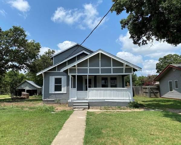 707 S Halbryan Street, Eastland, TX 76448 (MLS #14686631) :: Front Real Estate Co.