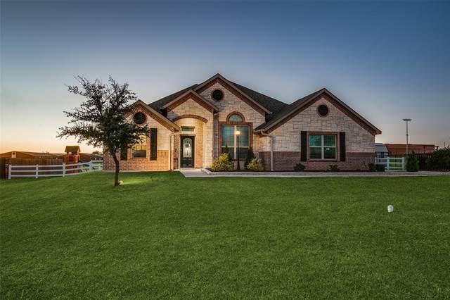 208 Clear Fork Trail, Rhome, TX 76078 (MLS #14686649) :: Jones-Papadopoulos & Co