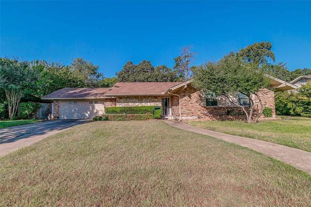 2509 Nottingham Drive, Denton, TX 76209 (MLS #14686654) :: Frankie Arthur Real Estate