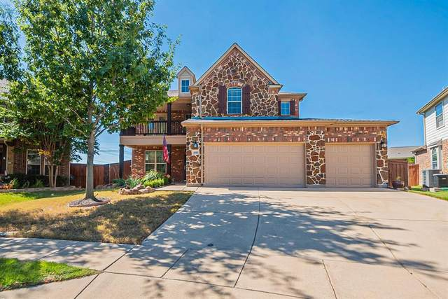 4916 Grinstein Drive, Fort Worth, TX 76244 (MLS #14686671) :: Frankie Arthur Real Estate