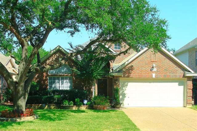 3785 Meadowcreek Circle, Addison, TX 75001 (MLS #14686688) :: 1st Choice Realty