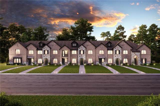 2734 Parkview Place, Lewisville, TX 75067 (MLS #14686691) :: Real Estate By Design