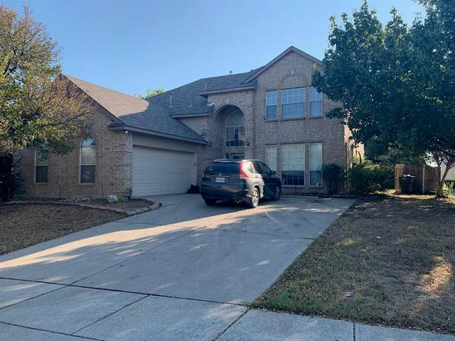 4600 Lighthouse Drive, Fort Worth, TX 76135 (MLS #14686716) :: The Hornburg Real Estate Group