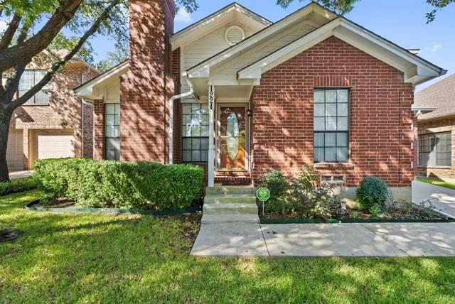 1224 Saint Monet Drive, Irving, TX 75038 (MLS #14686742) :: Frankie Arthur Real Estate