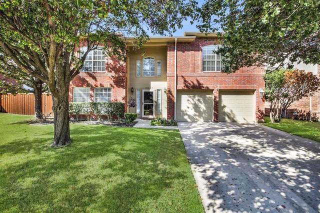 2204 Barton Springs Drive, Corinth, TX 76210 (MLS #14686751) :: Real Estate By Design