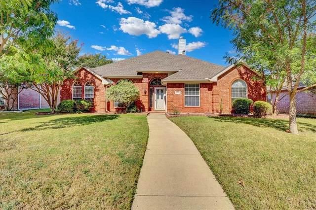 3905 Compton Drive, Richardson, TX 75082 (MLS #14686806) :: Trinity Premier Properties