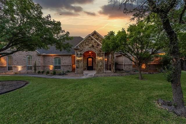 421 Crested Ridge Lane, Fort Worth, TX 76108 (MLS #14686819) :: The Rhodes Team