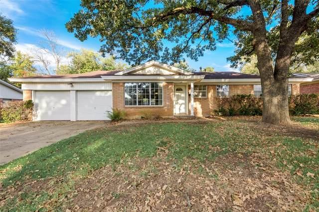 407 Eastcliff Drive, Euless, TX 76040 (MLS #14686826) :: Frankie Arthur Real Estate