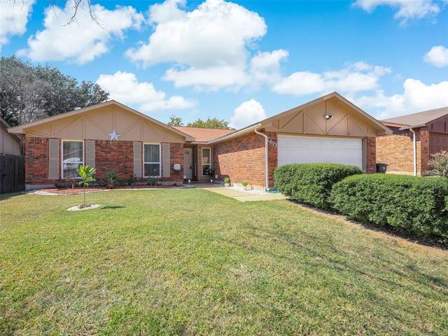 7413 Mulberry Court, Fort Worth, TX 76137 (MLS #14686842) :: Trinity Premier Properties