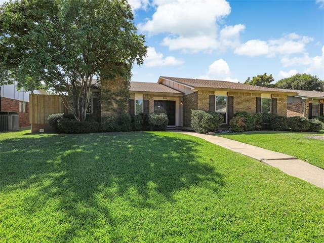 235 Woodhurst Drive, Coppell, TX 75019 (MLS #14686846) :: DFW Select Realty