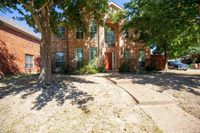 9774 Legend Trail, Frisco, TX 75035 (MLS #14686849) :: The Russell-Rose Team